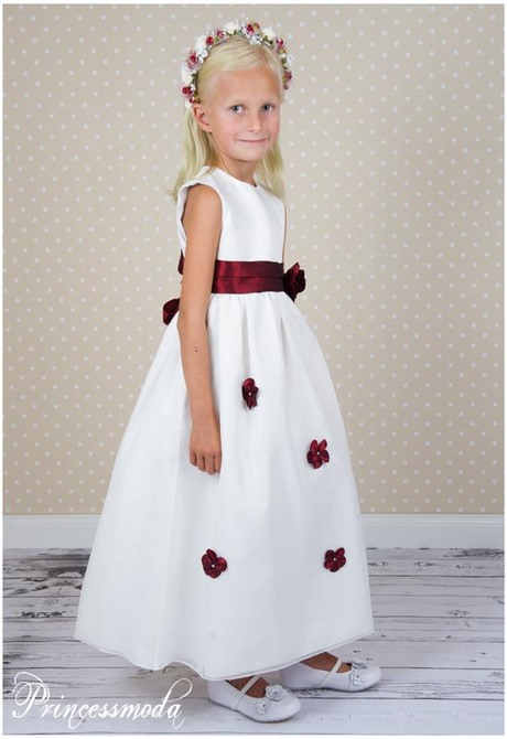 Blumenkind Kleid Hochzeit