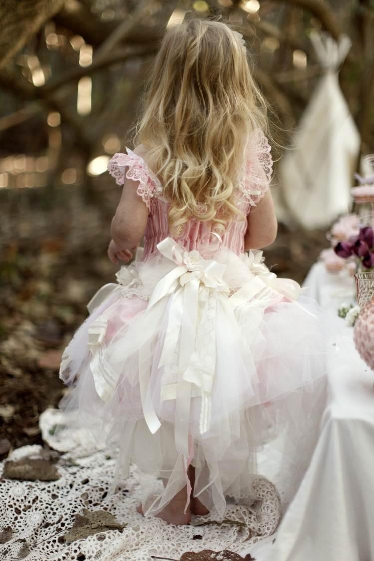 Blumenkinder Auf Der Hochzeit  Inspirationen Und Tipps