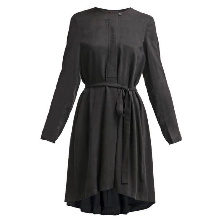 Blusenkleid  Black