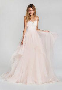 Blushhayley Paige Lilou1708 Wedding Dress  The Knot