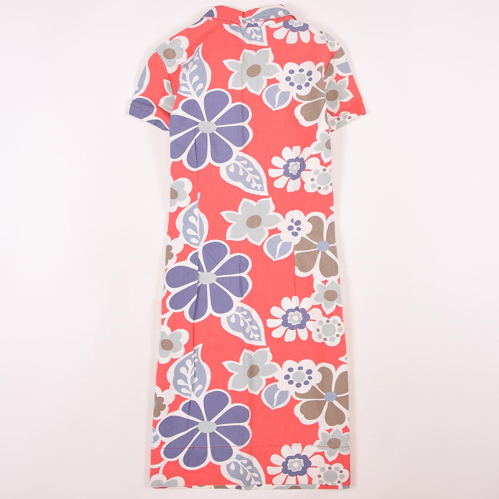 Boden Damen Kleid Dress Hemdblusenkleid Gr10 De 38