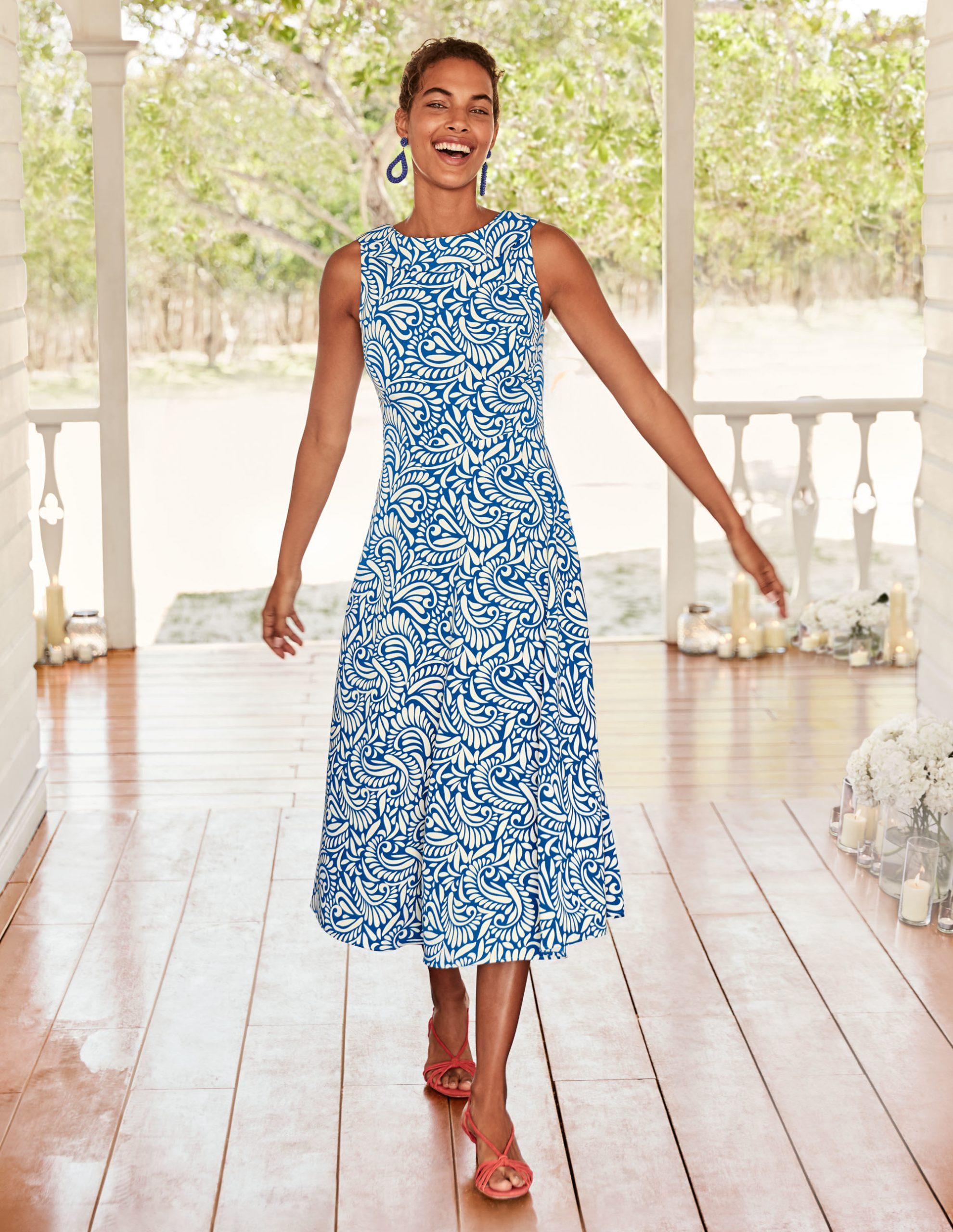 Boden Direkt Kleider  Abendkleider  Elegante Ballkleider