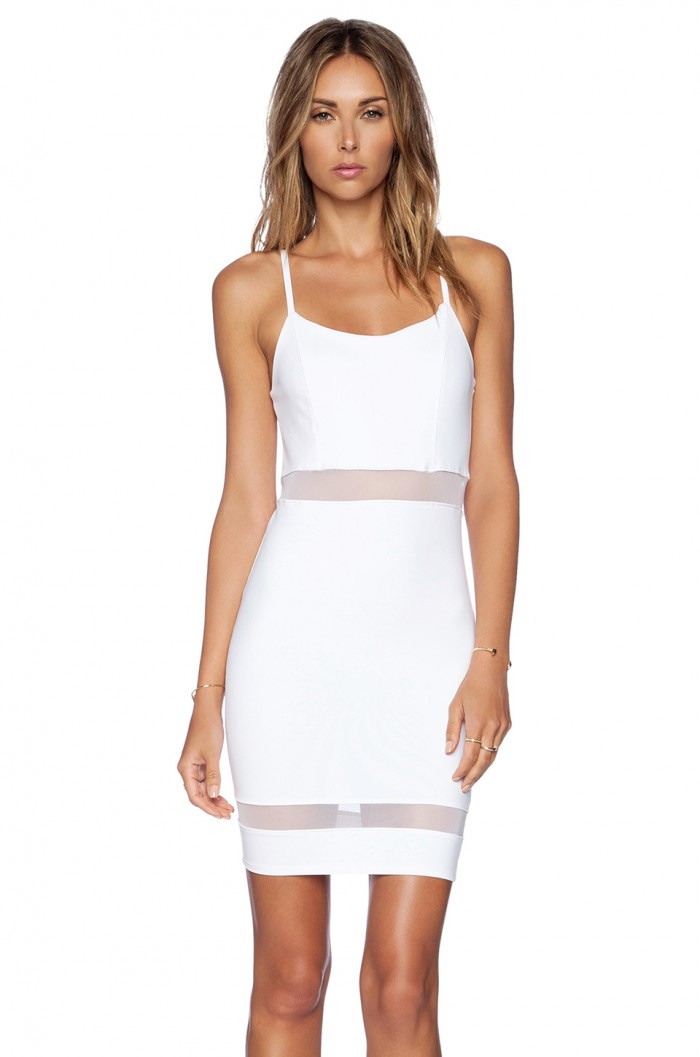 Bodycon Kleider Für Partys  Frauen Mode