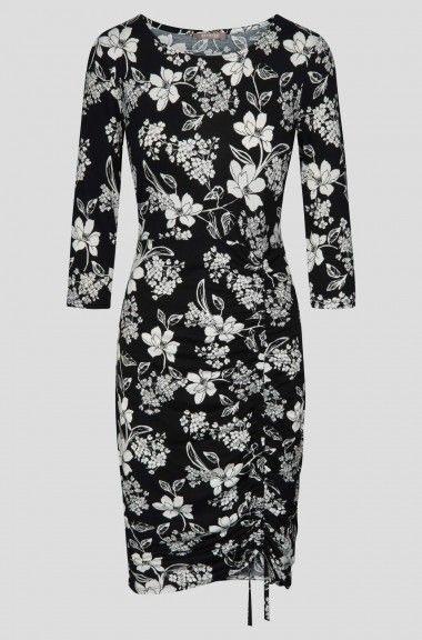 Bodyconkleid Mit Blümchenprint  Orsay  Sommer Kleider