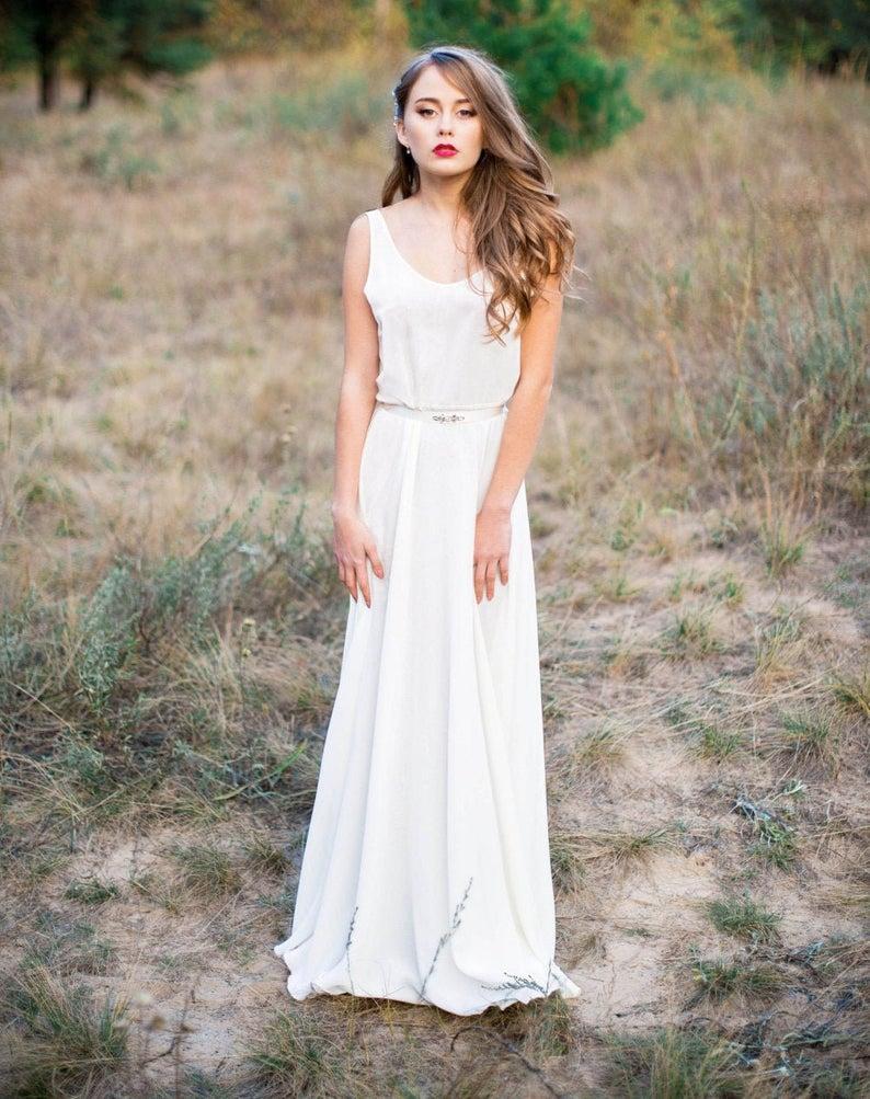 Bohemian Wedding Dress Brautkleid Boho Hochzeitskleid