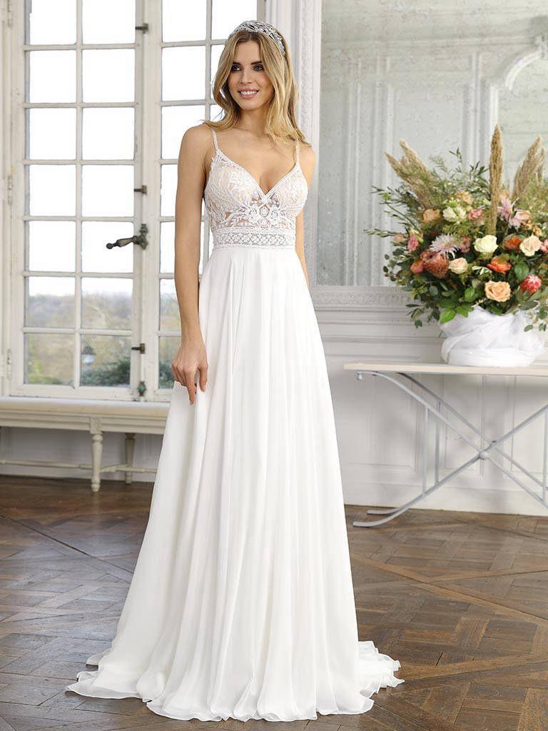 Boho Hochzeitskleid ♥ Von Dolce Vita Schweiz