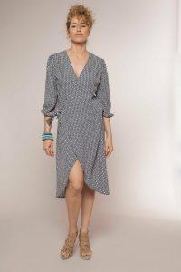 Boho Kleid Bohochic Kleid Damenmode Casual Kleider  Etsy