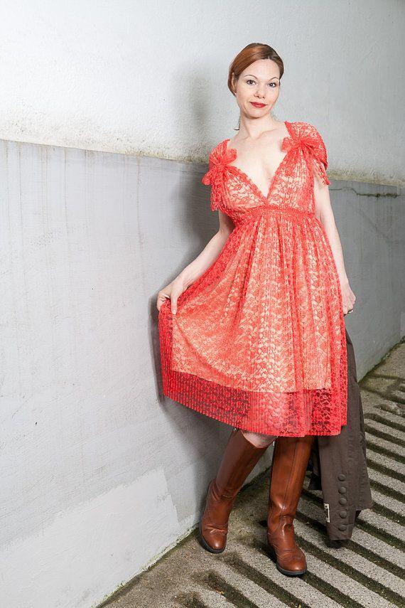 Boho Kleid New York Brautkleid Sommerkleid Aus Spitze