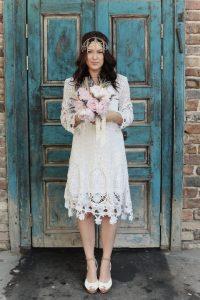 Boho Simplicity Lovernaut  Rustikale Hochzeitskleider