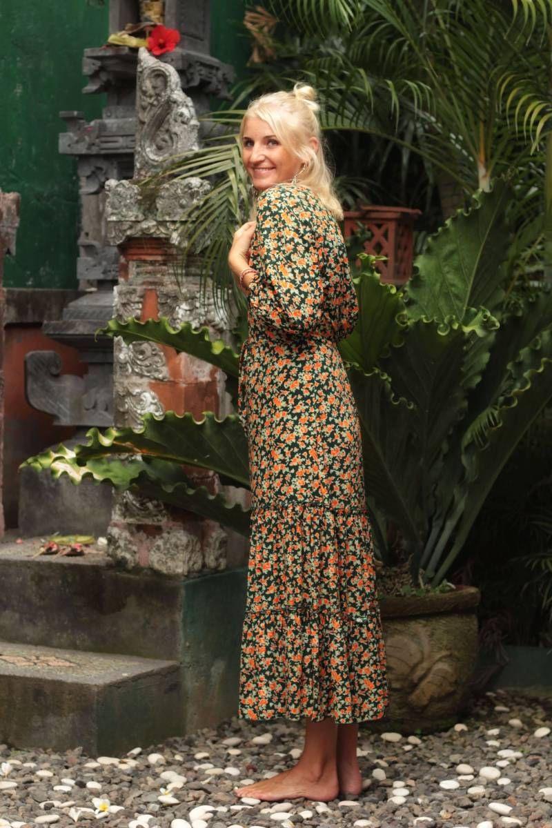 Boho Style Kleid  Boho Outit  Hippie Ibiza Style Kleid