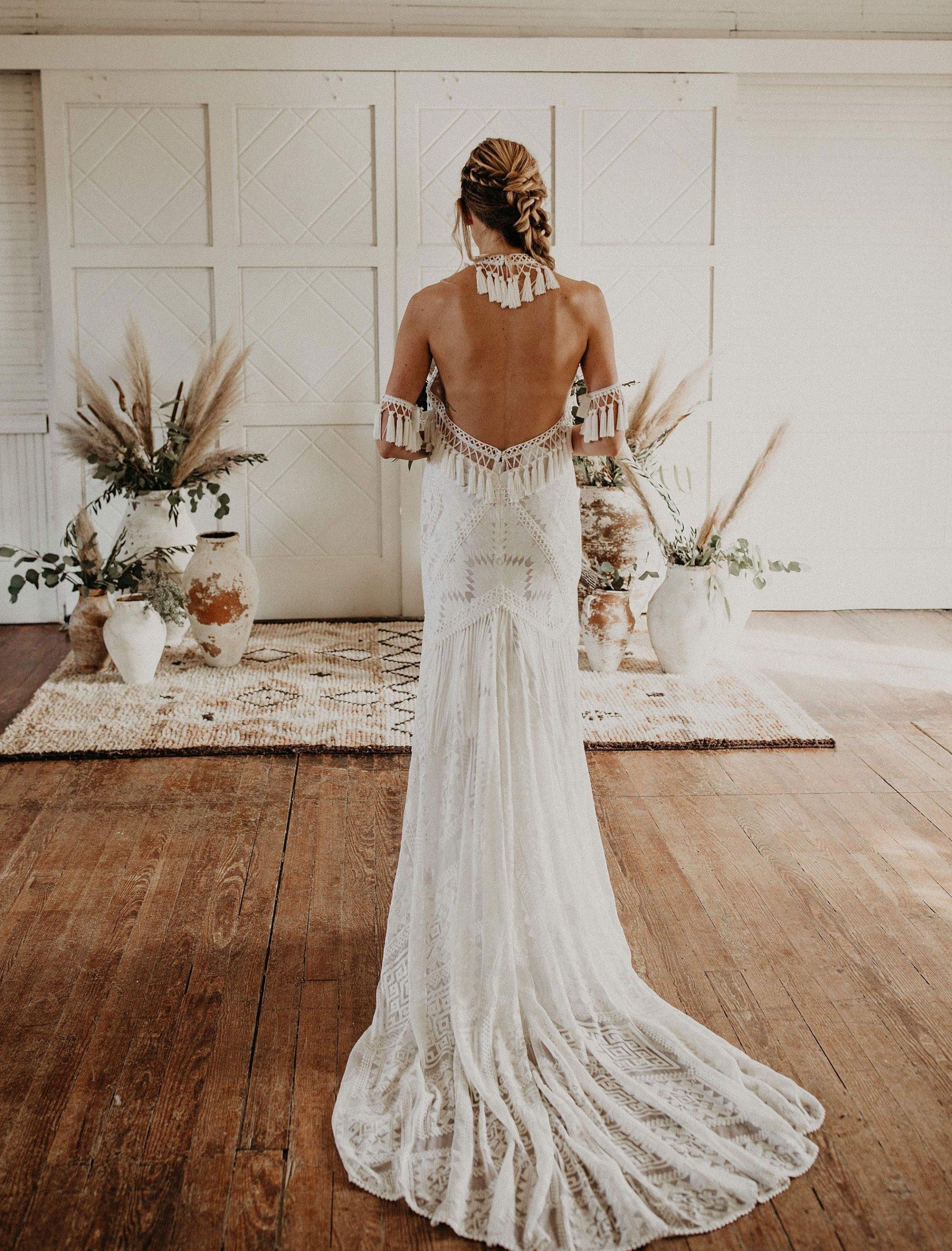 Bohobrautkleid Die 10 Schönsten Hochzeitskleider Im Boho