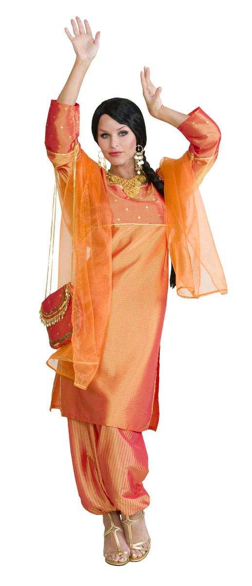 Bollywood Kleidung / Kostüm Bei Karnevalswierts