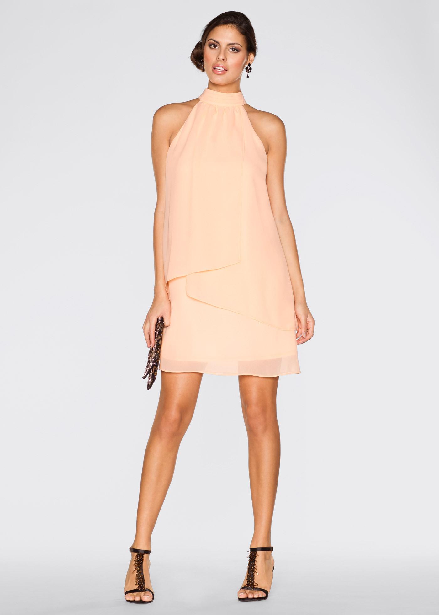 Bonprix Apricot Dress  Bojana Krsmanovic Related Images