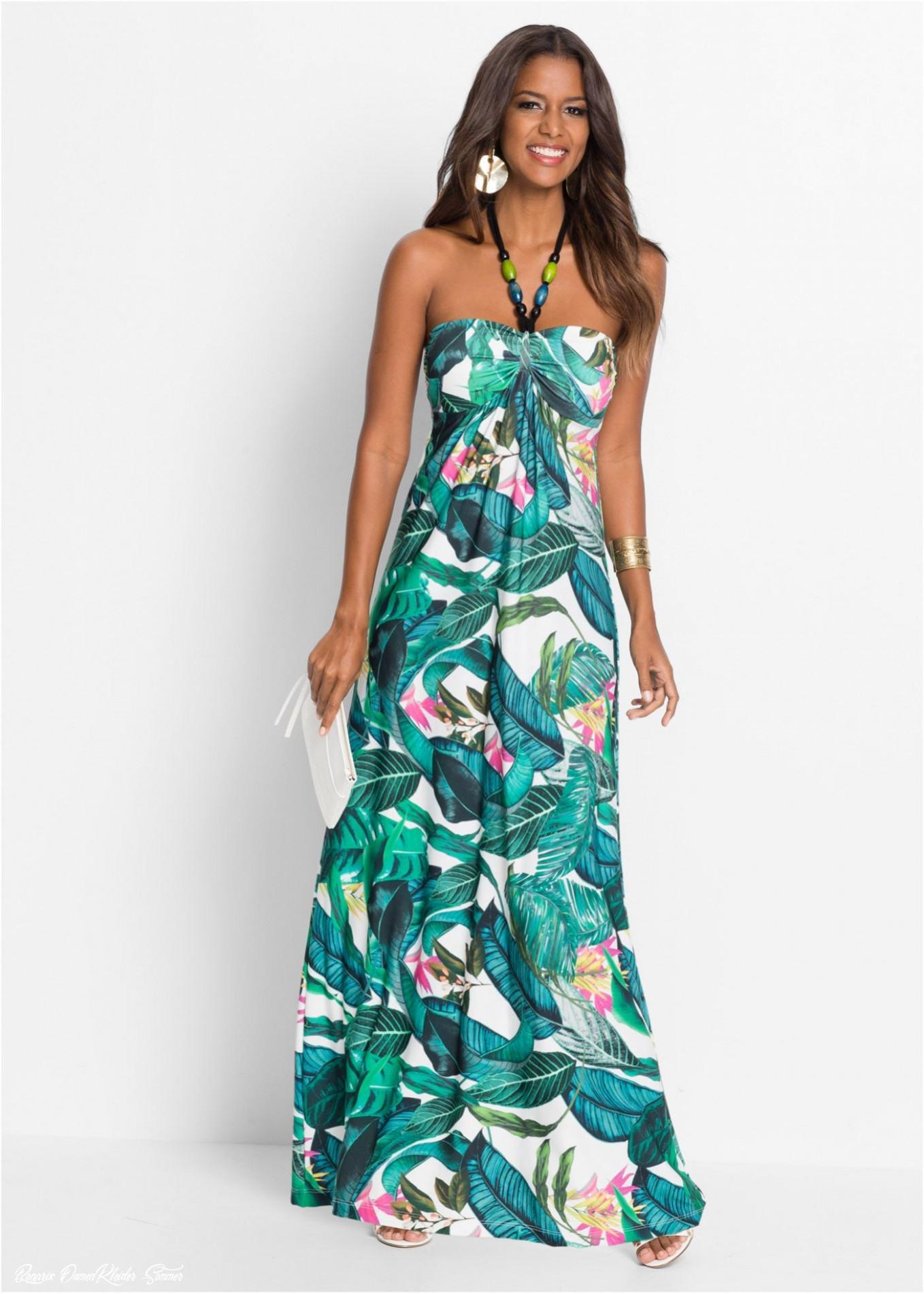 Bonprix Damen Kleider Sommer  Abendkleider