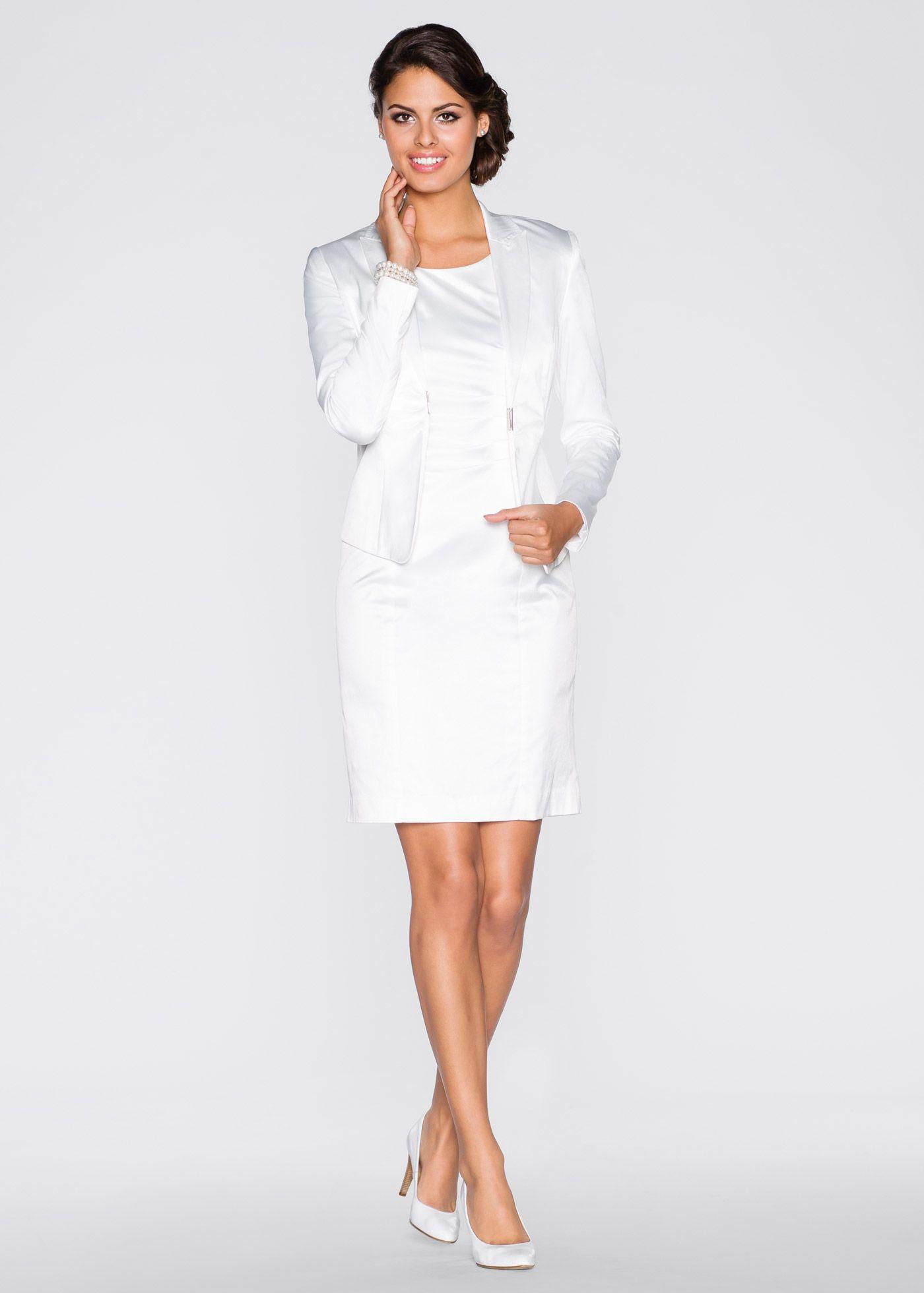 Bonprix Tailor Dress  Blazer Set Of 2 Pcs  Bojana