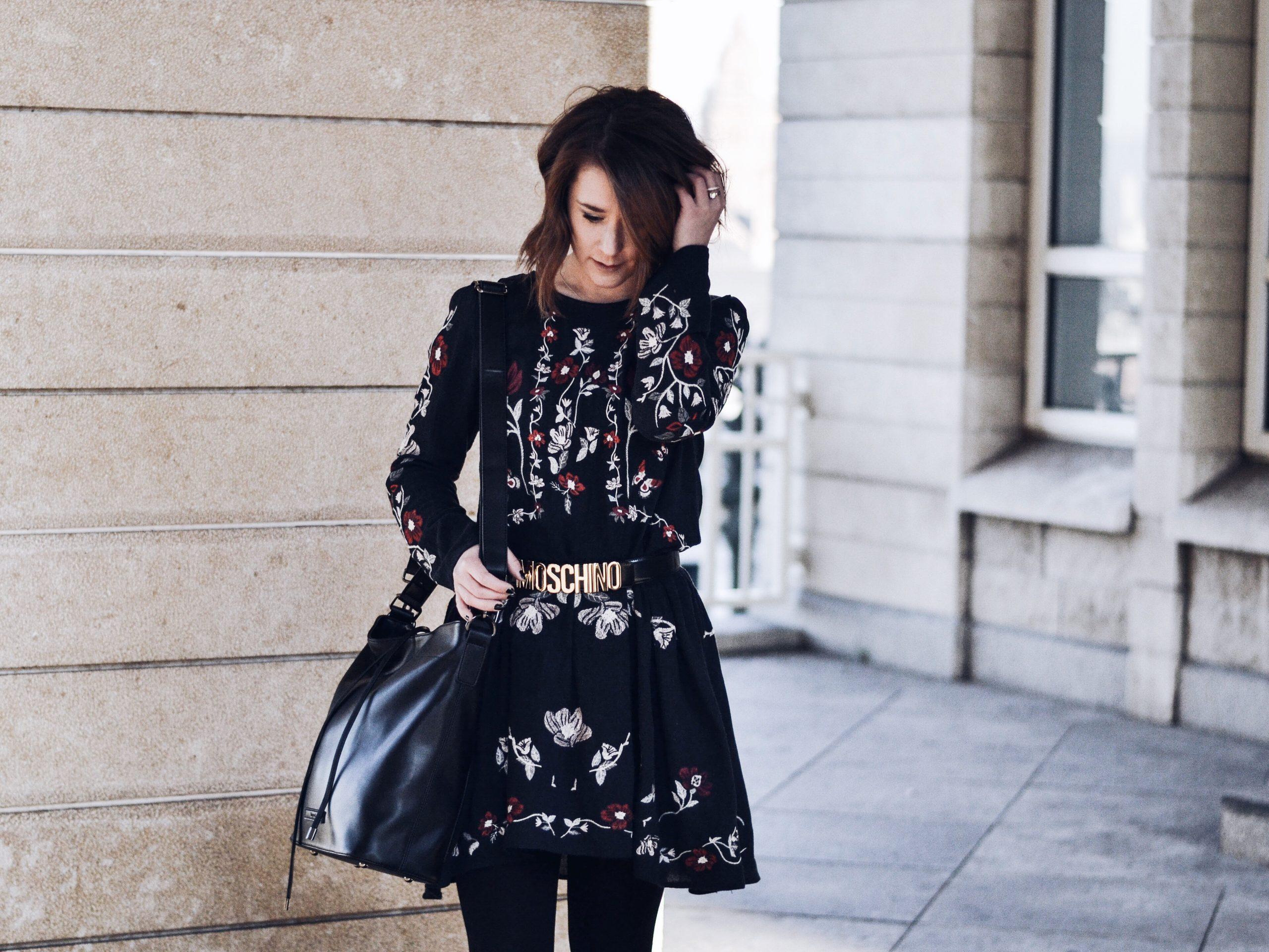 Bordeaux Kleid Zara  Abendkleider Beliebte Modelle