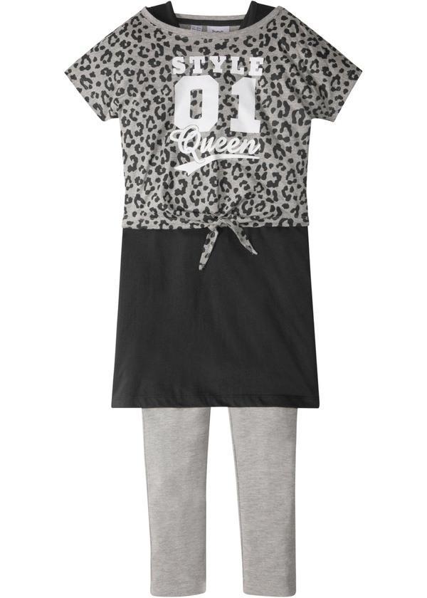 Boxy Shirt  Kleid  Leggings 3Tlg Von Bonprix Ansehen