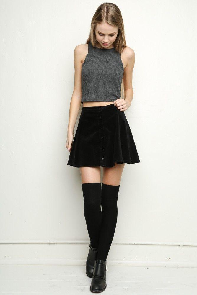 Brandy ♥ Melville  Brya Skirt  Bottoms  Clothing