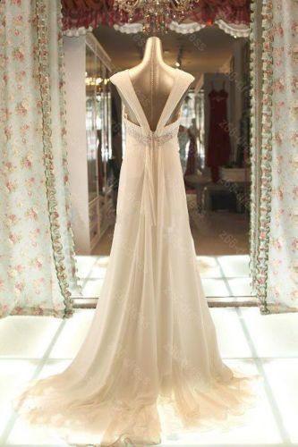 Brauch Brautkleid Abendkleid Brautjungfer Kleider 32 34 36