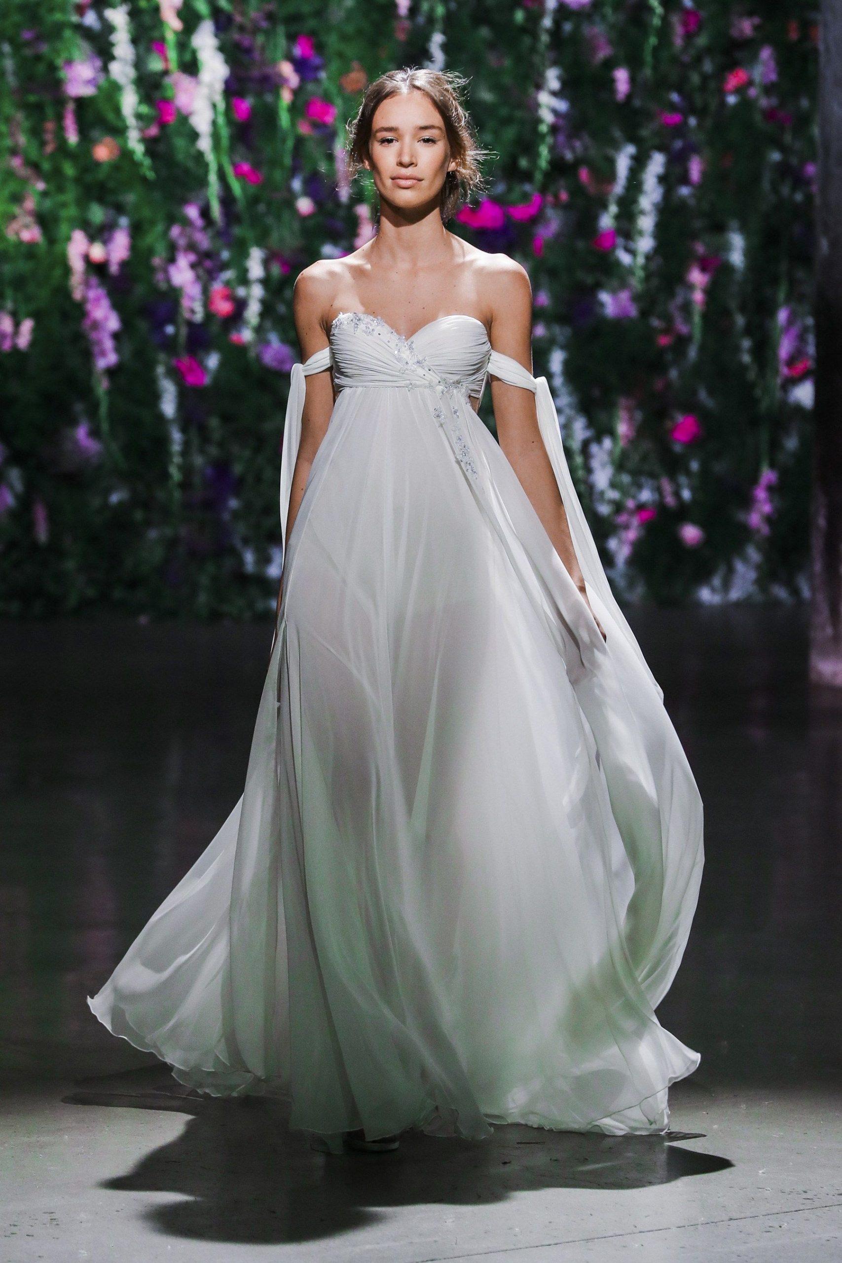 Braut Kollektion Galia Lahav Couture Herbst 2018 Eine