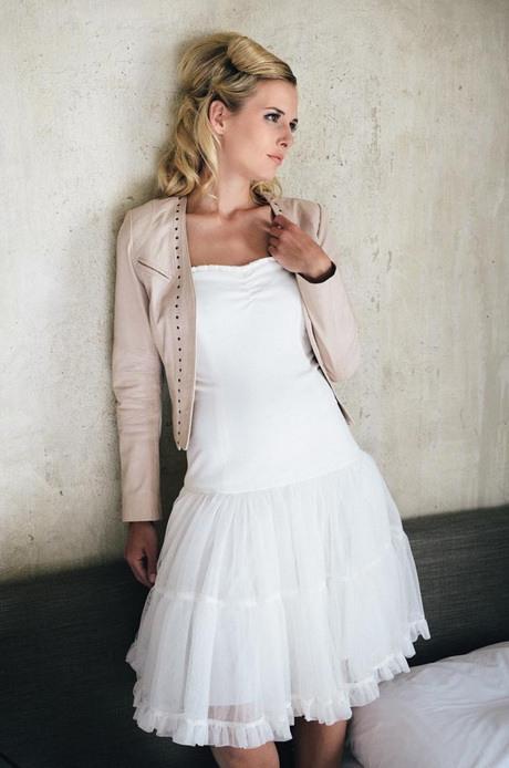 Braut Standesamt Mode