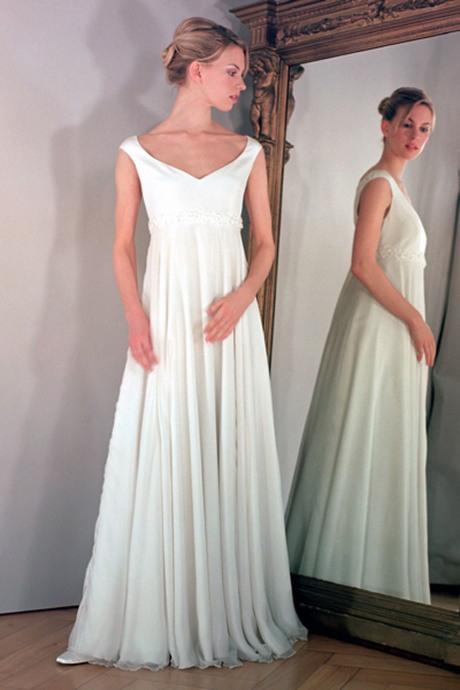 Braut Umstandskleider