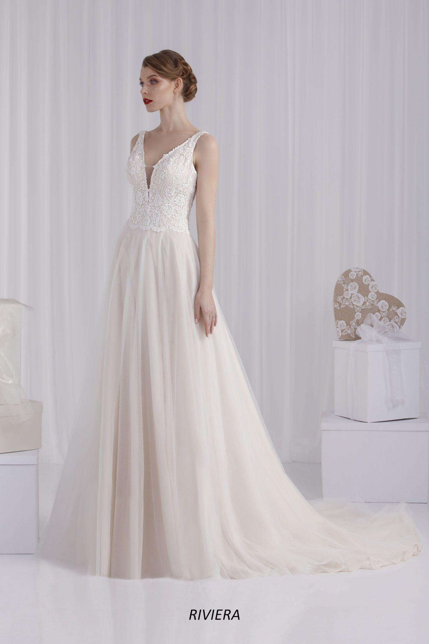 Brautgeflüster  Kleid Hochzeit Braut Brautkleid