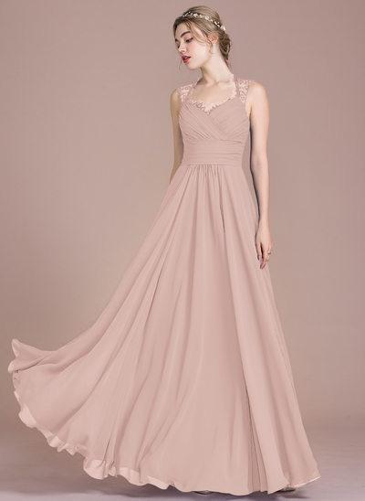 Brautjungfernkleider Altrosa Günstig Online Kaufen  Jj'S