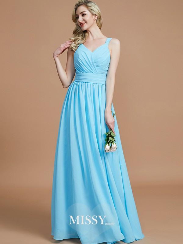 Brautjungfernkleider Blau Für Damen Online Kaufen  Missydress