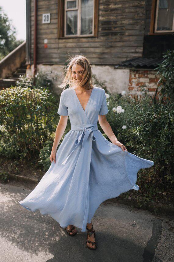 Brautjungfernkleider Blau  Wunderschön I 15 Tolle Kleider