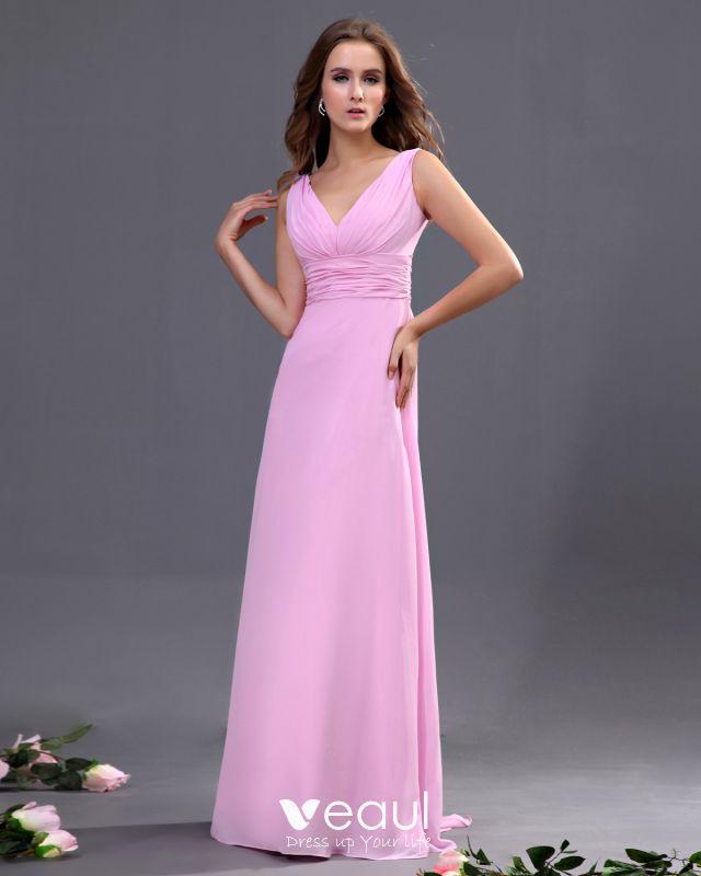 Brautjungfernkleider Trauzeugin Kleid