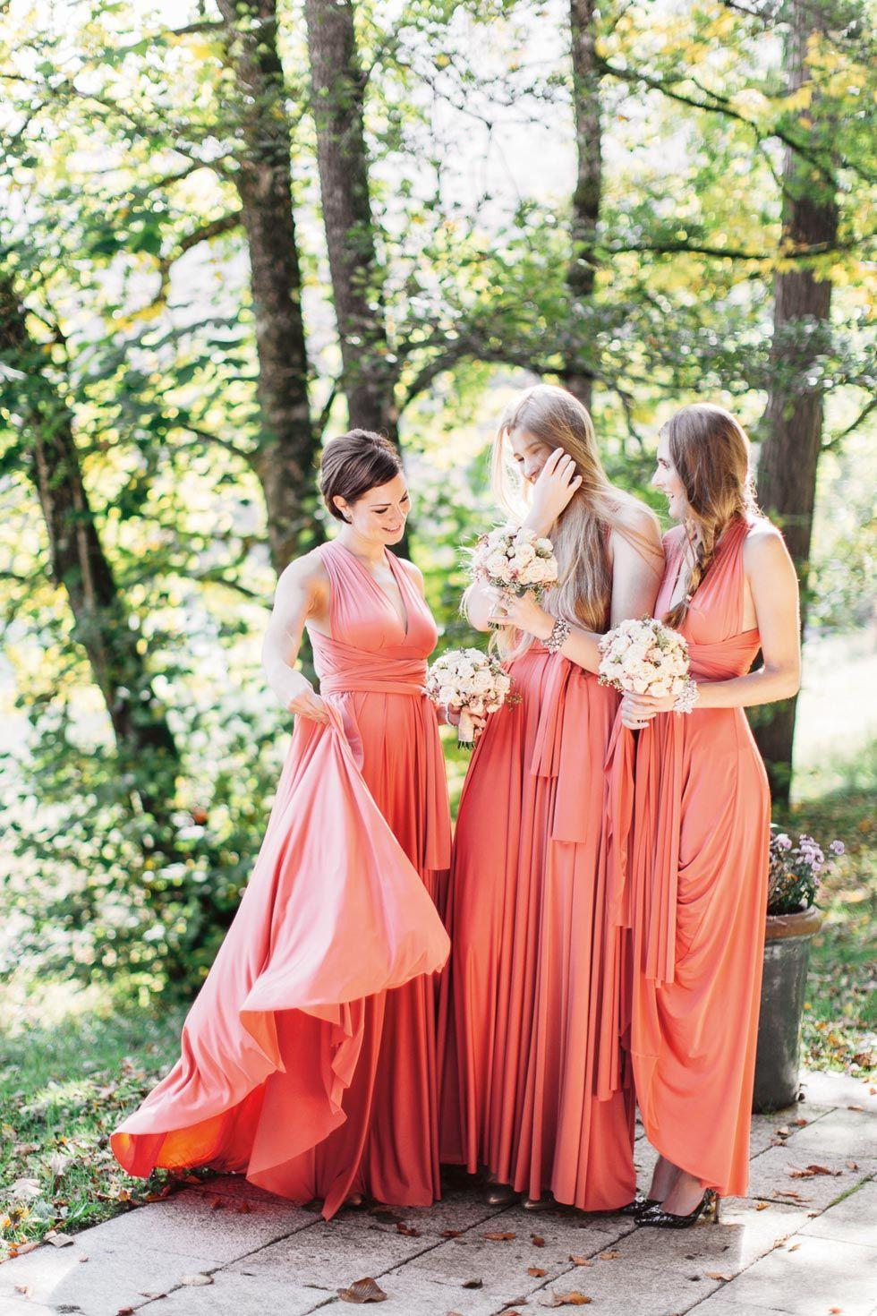 Brautjungfernkleider Von Twobirds  Passend Für Jeden Stil