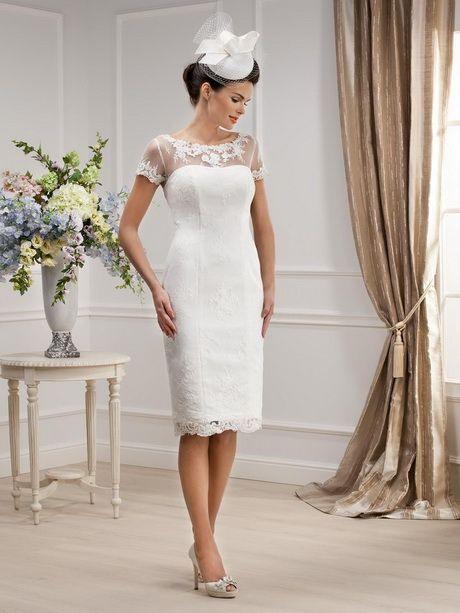 Brautkleid Etuikleid Mit Bildern  Kleid Hochzeit