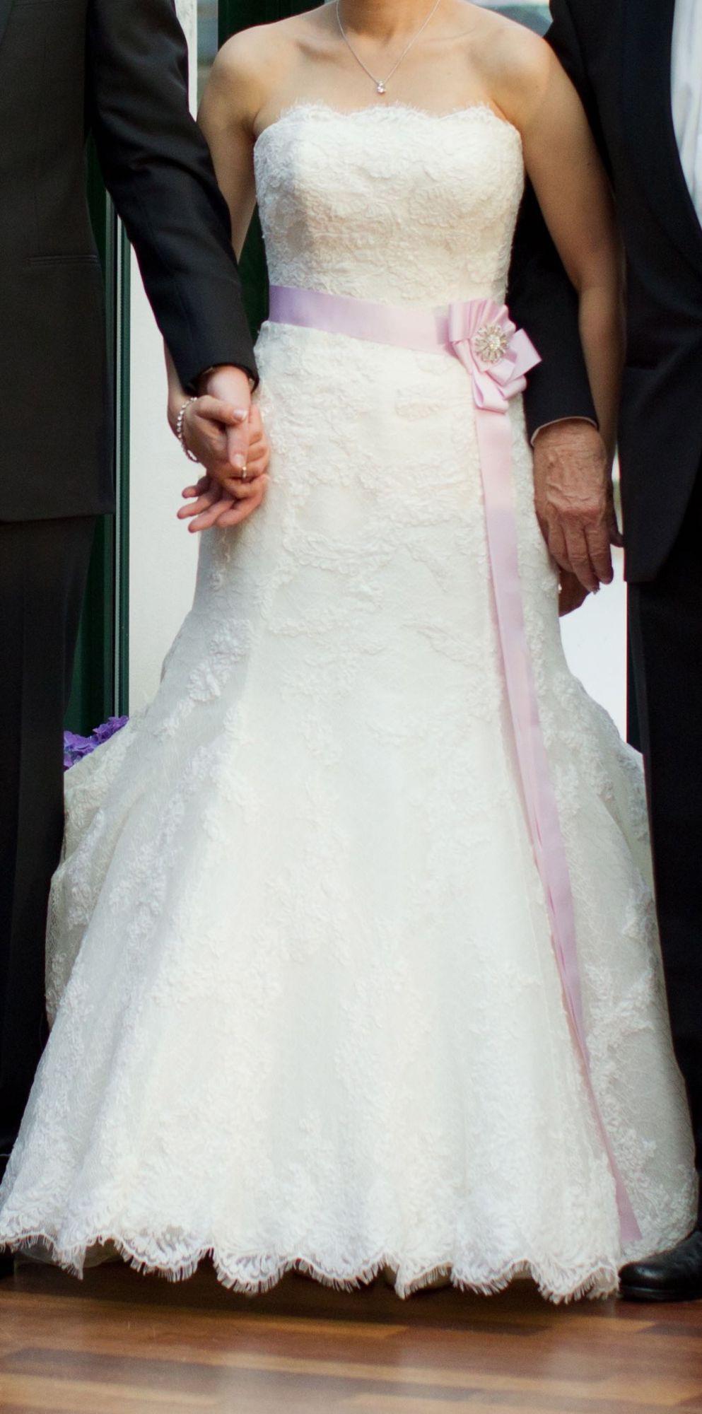 Brautkleid Frase Pronovias Gebraucht 900 Euro  Brautkleid