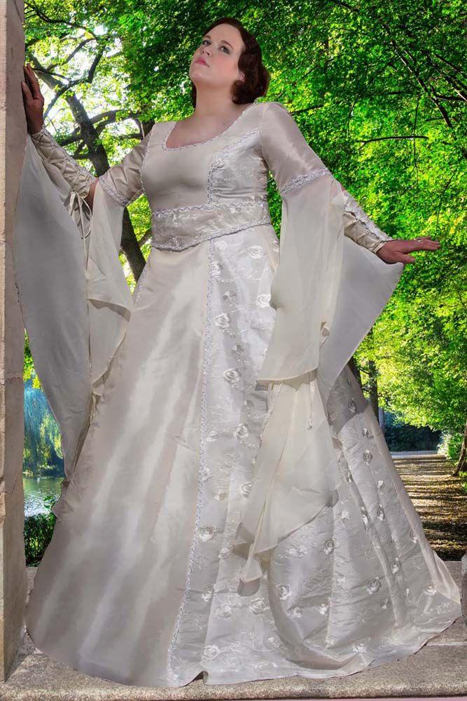 Brautkleid Für Große Größen  Brautmode Kleid Hochzeit