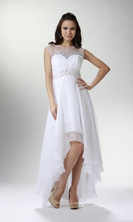 Brautkleid Hinten Lang Vorne Kurz