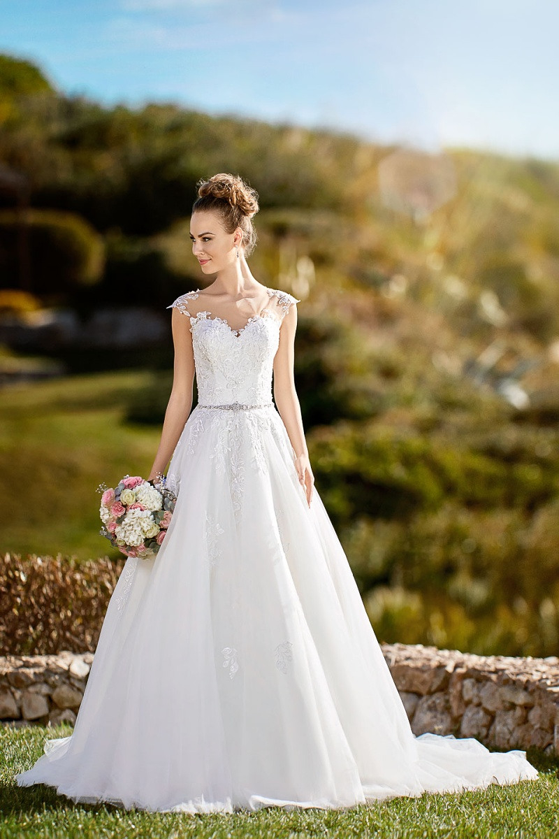 Brautkleid Hochzeitskleid 46  Nazzals Traumhochzeit