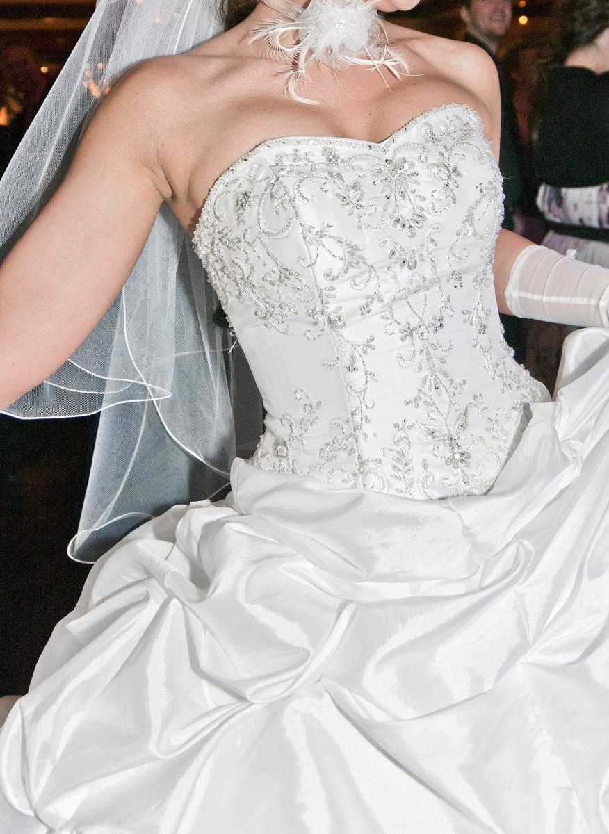 Brautkleid / Hochzeitskleid Barock Style  Brautkleid