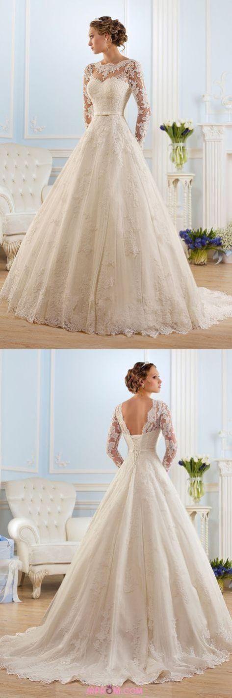 Brautkleid In 2020  Kleider Hochzeit Braut Brautkleid