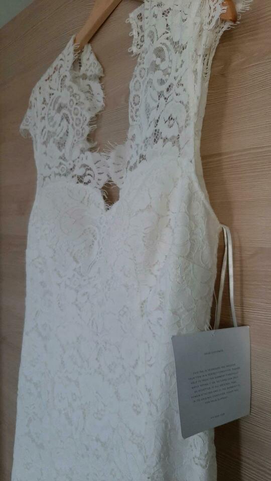 Brautkleid Ivy  Oak 44 Braut Kleid Weiß Fitn Flare