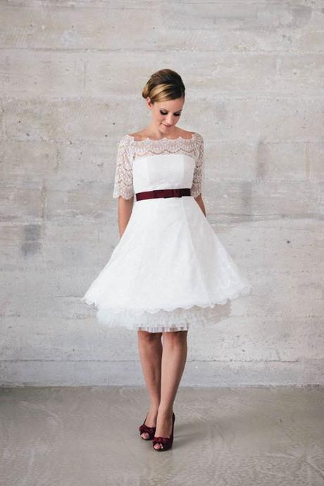 Brautkleid Kurz Petticoat