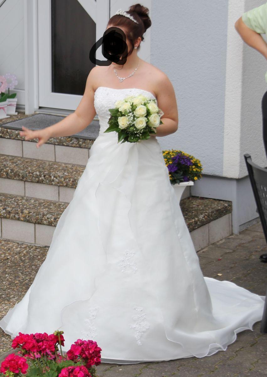 Brautkleid Ladybird Gr 38 Für Kleine Frauen ♥ Ansehen