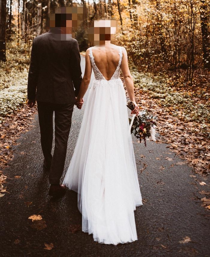 Brautkleid Sanna Lindström 09741  Die Zweite Braut