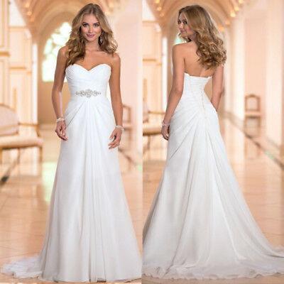 Brautkleid Standesamt Hochzeitskleid Alinie 32  48 Braut