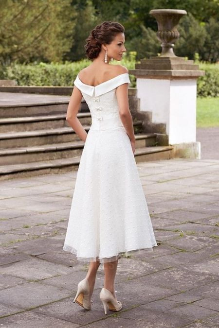 Brautkleid Standesamt Kleid Knielang 2020 In 2020 Mit