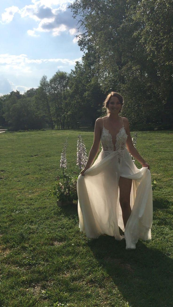 Brautkleid Von Liz Martinez Über Salon In Hamburg