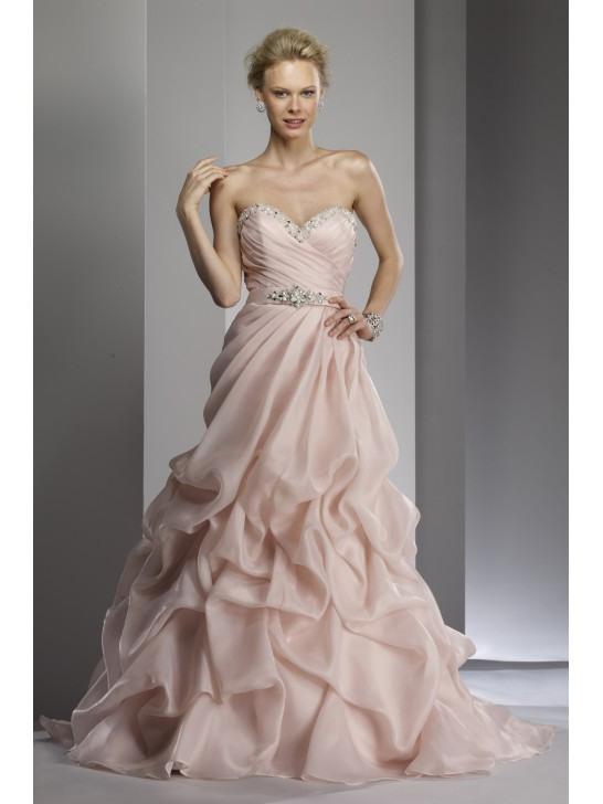 Brautkleider 2012 Brautmode Was Ist Mit Den Rosa Brautkleider