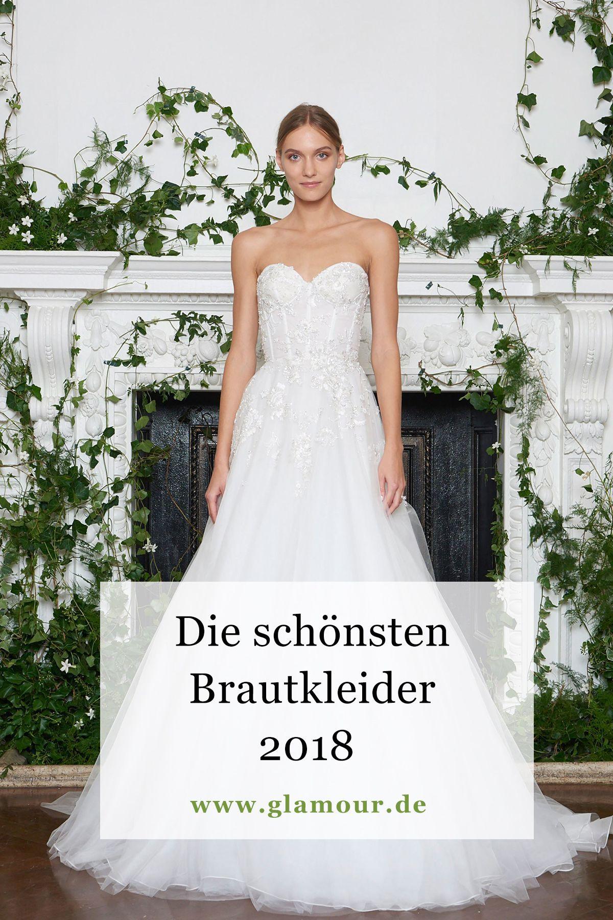 Brautkleider 2020 Diese Trends Sollten Sie Kennen