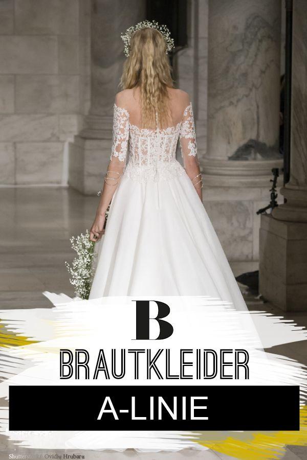 Brautkleider Für Jede Figur  Brautkleid Kleid Hochzeit