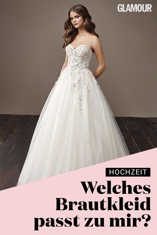 Brautkleider Für Jede Figur So Finden Sie Das Perfekte